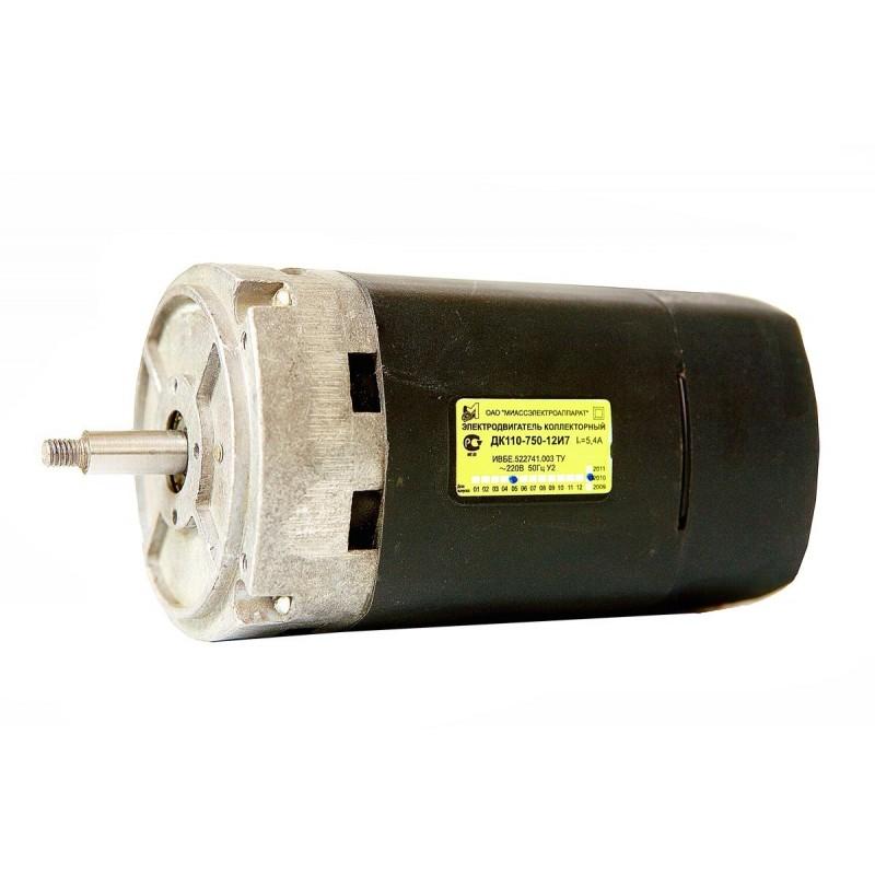 Двигатель ДК 110-750 для